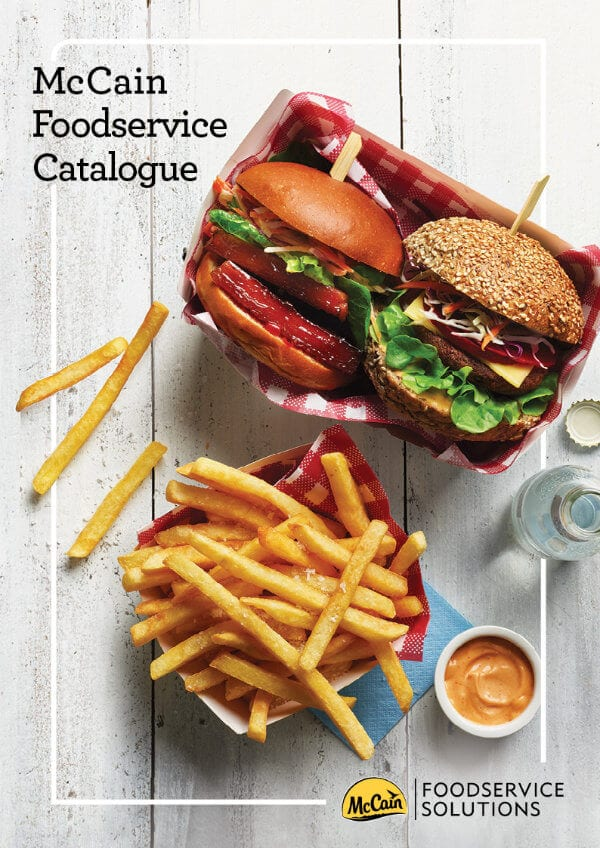 McCain Foodservice Catalogue 2019