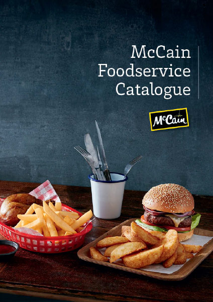 McCain Foodservice Catalogue 2016 NZ