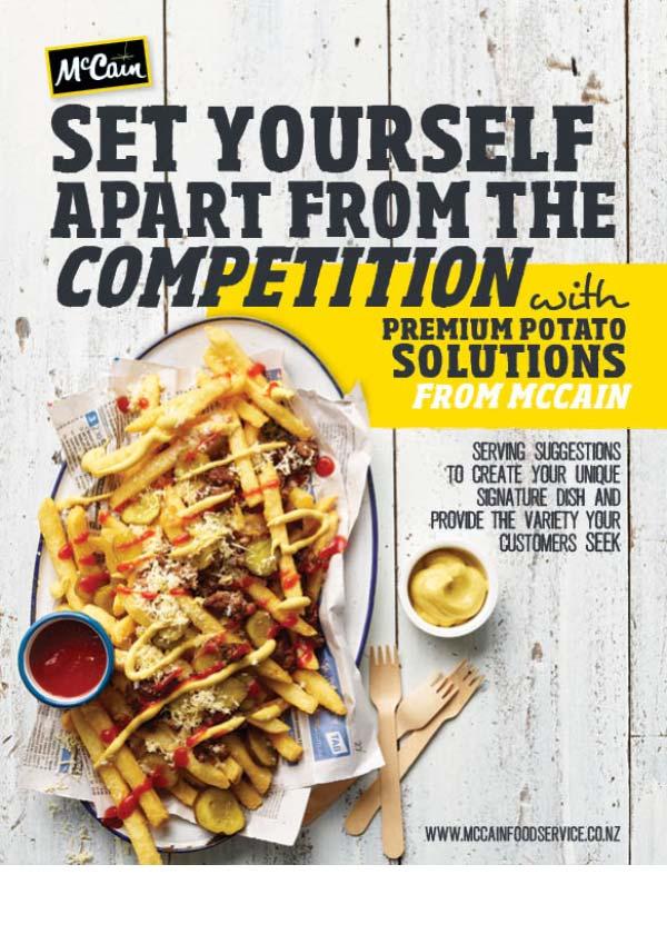 Fast Food Focus Brochure