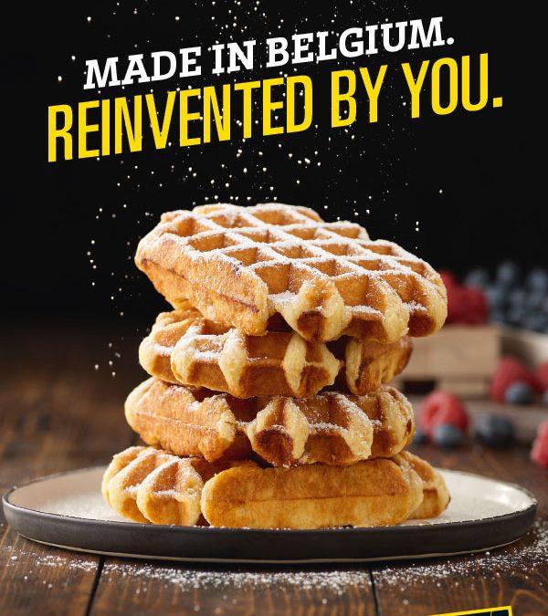 McCain Waffles Flyer